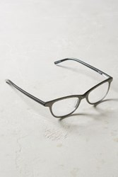 Anthropologie Nebula Reading Glasses Black Motif