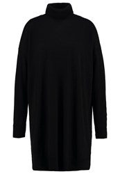 Opus Wanni Jumper Dress Black