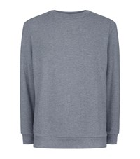 Lot 78 Scoop Neck Sweater Male Grey