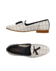 Dama Loafers White
