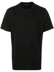 Zadig And Voltaire Ted Record T Shirt Black