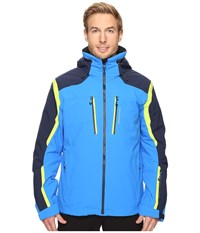 Obermeyer Trilogy 3 In 1 Jacket Stellar Blue Men's Coat