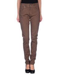 Dondup Denim Pants Light Brown