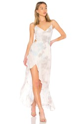Young Fabulous And Broke Paradise Dress White