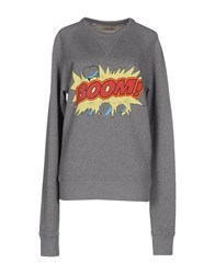Truenyc. Topwear Sweatshirts Women Grey