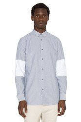 Zanerobe Cutout Seven Foot Shirt Gray