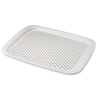 Joseph Joseph Advanced White Grip Tray Large