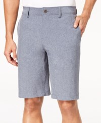 32 Degrees Men's Stretch Shorts Fog Navy Blend
