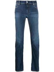 Closed Straight Leg Jeans Blue