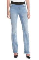 Women's Karen Kane Pull On Stretch Bootcut Jeans
