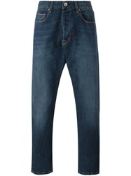 C.P. Company Cp Regular Fit Jeans Blue