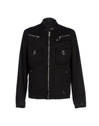 Ice Iceberg Jackets Black