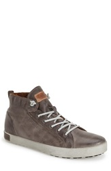 Blackstone 'Jm03' Sneaker Men Charcoal Leather