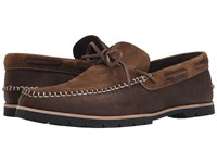 Woolrich Lake House Barista Men's Shoes Brown