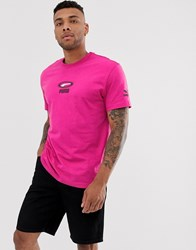 Puma Cell Pack T Shirt In Pink
