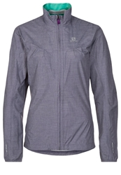 Salomon Park Sports Jacket Artist Grey