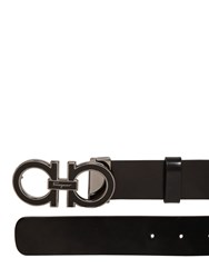 Salvatore Ferragamo 35Mm Leather Belt