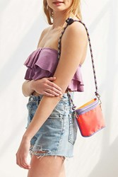 Urban Outfitters Neon Crossbody Bag Pink