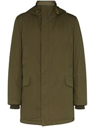 Yves Salomon Bachette Hooded Down Coat 60
