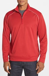 Men's Cutter And Buck 'Ridge' Weathertec Wind And Water Resistant Pullover Online Only