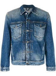 Calvin Klein Classic Denim Jacket Blue