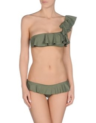 Mc2 Saint Barth Bikinis Green