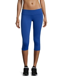 Alo Yoga Airbrush Sculpting Performance Capris Royalty