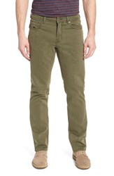 Liverpool Jeans Co. Regent Relaxed Fit Jeans Olive Night