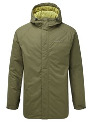 Craghoppers Men's Peers Waterproof Jacket Green