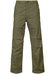 Mhi Maharishi Snake Patch Trousers Men Cotton Xl Green