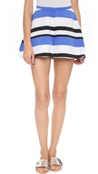 Finders Keepers Midnight Lover Shorts Light Stripe
