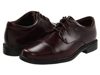 Rockport Office Essentials Ellingwood Oxblood Men's Lace Up Cap Toe Shoes Red