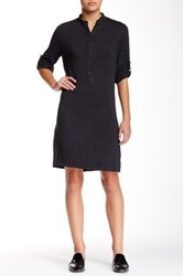 Zoa Roll Up Sleeve Dress