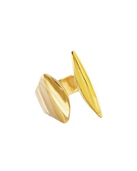 14K Gold Elite Open Ring Lana