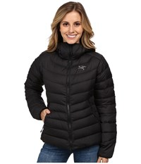 Arc'teryx Thorium Ar Hoodie Black Women's Sweatshirt