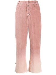 House Of Sunny Gradient Effect Trousers 60