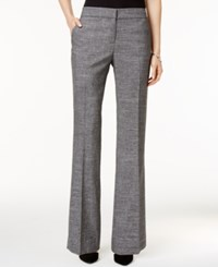 Nine West Tweed Dress Pants Grey