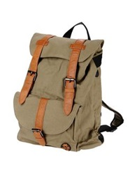 Oill Backpacks And Fanny Packs Military Green