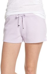 Make Model Take It Easy Lounge Shorts Purple Petal