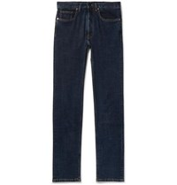 Brioni Slim Fit Denim Jeans Midnight Blue