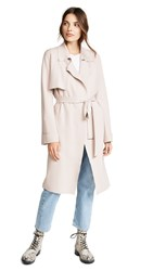 Soia And Kyo Caisa Trench Coat Pearl