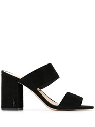 Sam Edelman Black Delaney Sandals