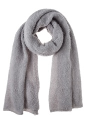 Opus Anrica Scarf Light Grey