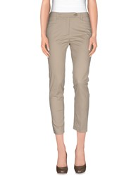 Prada Sport Trousers Casual Trousers Women Beige
