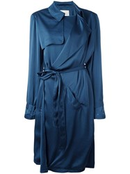 A.F.Vandevorst 'Drink' Dress Blue