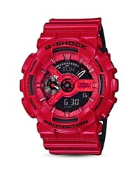 G Shock Xl Red Ana Digi Watch 51.2Mm