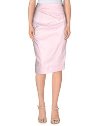 Vivienne Westwood Anglomania Skirts Knee Length Skirts Women Pink