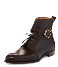 Vivienne Westwood Joseph Cheaney And Son Rasputin Ankle Boots Brown