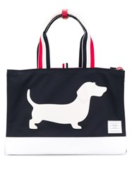 Thom Browne Hector Icon Tote 60