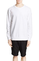 Drifter Men's 'Brendan' Destroyed Sweatshirt